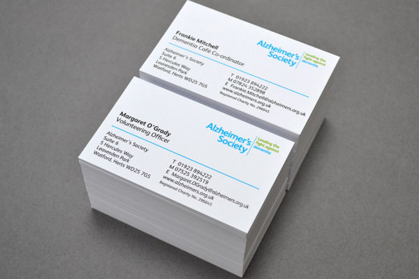 Alzheimer-society-business-cards